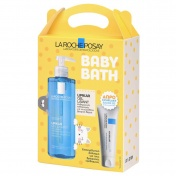 La Roche Posay Promo Pack Baby After Bath Lipikar Gel Lavant 400ml & ΔΩΡΟ Cicaplast Baume B5 15ml