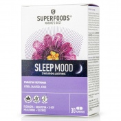 Superfoods Sleep Mood 30 Caps