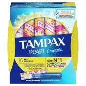 Tampax Pearl Compak Regular 16τμχ