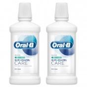 Oral B Oral B Στοματικό Διάλυμα Gum & Enamel Care Fresh Mint 500ml 1+1 ΔΩΡΟ