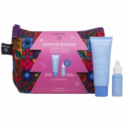 Apivita Promo Pack Awesome Blossom Aqua Beelicious Κρέμα Πλούσιας Υφής 40ml & ΔΩΡΟ Booster 10ml