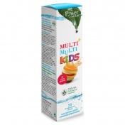 Power Health Multi+Multi Kids με Stevia 20 Eff.tabs