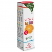 Power Health Vita-C Kids με Stevia 20 Eff.tabs