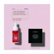 Korres Promo Pack Διφασικό Booster Προσώπου Άγριο Τριαντάφυλλο 30ml & ΔΩΡΟ Πούδρα Λάμψης 4,5gr