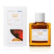 Korres Eau de Toilette Oceanic Amber Ανδρικό Άρωμα 50ml