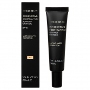 Korres Activated Charcoal Corrective Foundation SPF15 ACF1 30ml