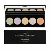 Korres Activated Charcoal Colour-Correcting Pallete 5.5g