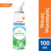 Glaxosmithkline Otrimer Kids Breathe Clean Ήπιος Ψεκασμός 100ml