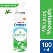 Glaxosmithkline Otrimer με Aloe Vera Breathe Clean Μέτριος Ψεκασμός 100ml