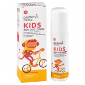 Panthenol Extra Kids Anti Lice Lotion Αντιφθειρική Λοσιόν 125ml