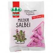Kaiser Milder Salbei Καραμέλες με Φασκόμηλο & 13 Βότανα 60gr