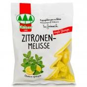 Kaiser Zitronen Melisse Καραμέλες με Μελισσόχορτο & 13 Βότανα 60gr