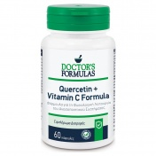Doctor's Formulas Quercetin + Vitamin C Formula 60caps