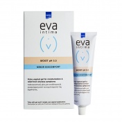 Eva Intima Moist Gel 50gr + 9 applicators