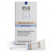 Eva Intima Moist Long Acting pH3,0 9tubesx2,5gr