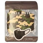 CLASSIC MASK Υφασμάτινη Μάσκα Πολλαπλών Χρήσεων (Παραλλαγής)