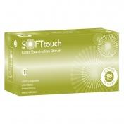 SOFTtouch Γάντια Latex Medium 100τμχ