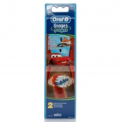 Oral B Ανταλλακτικά Stages Power Kids Cars 2τμχ