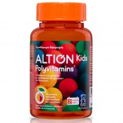 Altion Kids Polyvitamins 60jellies