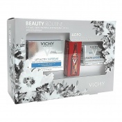 Vichy Promo Pack Liftactiv Supreme Dry to Very Dry Skin 50ml & ΔΩΡΟ Liftactiv Supreme Nuit 15ml & Liftactiv Glyco-C Night Peel Αμπούλα 2ml