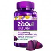 ZzzQuil Natura Με Μελατονίνη 60jellies