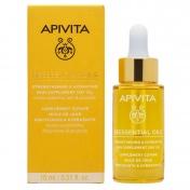 Apivita Beessential Oils Day Oil Ενδυνάμωσης & Ενυδάτωσης15ml