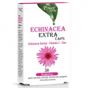 Power Health Echinacea Extra with Vitamin C & Zinc 30caps