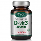Power Health Platinum Range D-Vit3 2000iu 120s tabs