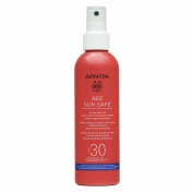 Apivita Bee Sun Safe  Hydra Melting Ultra-Light Face & Body Spray SPF30 200ml
