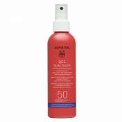 Apivita Bee Sun Safe  Hydra Melting Ultra-Light Face & Body Spray SPF50 200ml