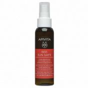 Apivita Bee Sun Safe Hydra Protective Sun Filters Hair Oil 100ml