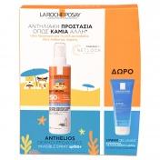 La Roche Posay Promo Pack Anthelios Dermo-Pediatrics Invisible Spray SPF50 200ml & ΔΩΡΟ Lipikar Gel Lavant 100ml