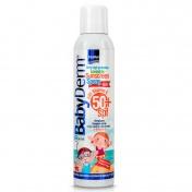 Babyderm Kids Invisible Sunscreen Spray SPF50 200ml