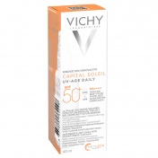 Vichy Capital Soleil UV-Age Daily Fluid SPF50+ 40ml