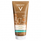 Vichy Capital Soleil ECO Milk Face & Body με Υαλουρονικό Οξύ SPF50+ 200ml