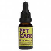 KannaBio 2,5% Pet Care Drops 500mg CBD 20ml