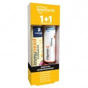 My Elements Immuneed Echinacea 20eff.tabs & Vitamin C 1000mg 20eff.tabs - Promo 1+1