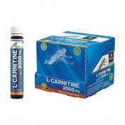 My Elements Sports L-Carnitine 2000mg Liq 12x20ml Orange