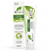 Dr.Organic Aloe Vera Toothpaste Whitening 100ml