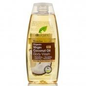 Dr.Organic Coconut Oil Body Wash 250ml