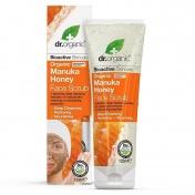 Dr.Organic Manuka Honey Face Scrub 125ml