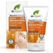 Dr.Organic Manuka Honey Foot Cream 125ml