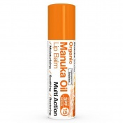 Dr.Organic Manuka Honey Lip Balm 5.7ml