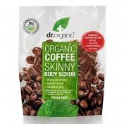 Dr.Organic Coffee Mint Body Scrub 200ml