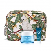 Vichy Promo Pack Aqualia Thermal Creme Legere 50ml & ΔΩΡΟ Mineral 89 Probiotic Booster 5ml & Υπέροχο Νεσεσέρ
