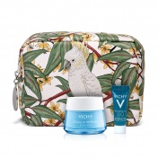 Vichy Promo Pack Aqualia Thermal Creme Riche 50ml & ΔΩΡΟ Mineral 89 Probiotic Booster 5ml & Υπέροχο Νεσεσέρ