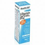 Health Aid Vitamin B12 1000μg Oral Spray 20ml