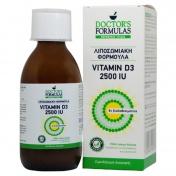 Doctor's Formulas Vitamin D3 2500iu 150ml