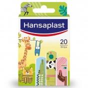 Hansaplast Junior Zoo 20 Strips