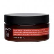 Apivita Color Protect Hair Mask με Πρωτεΐνες Κινόα & Μέλι 200ml